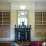Bookcase Fire Place Mosman