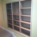 Built in Bookcase Cremorne