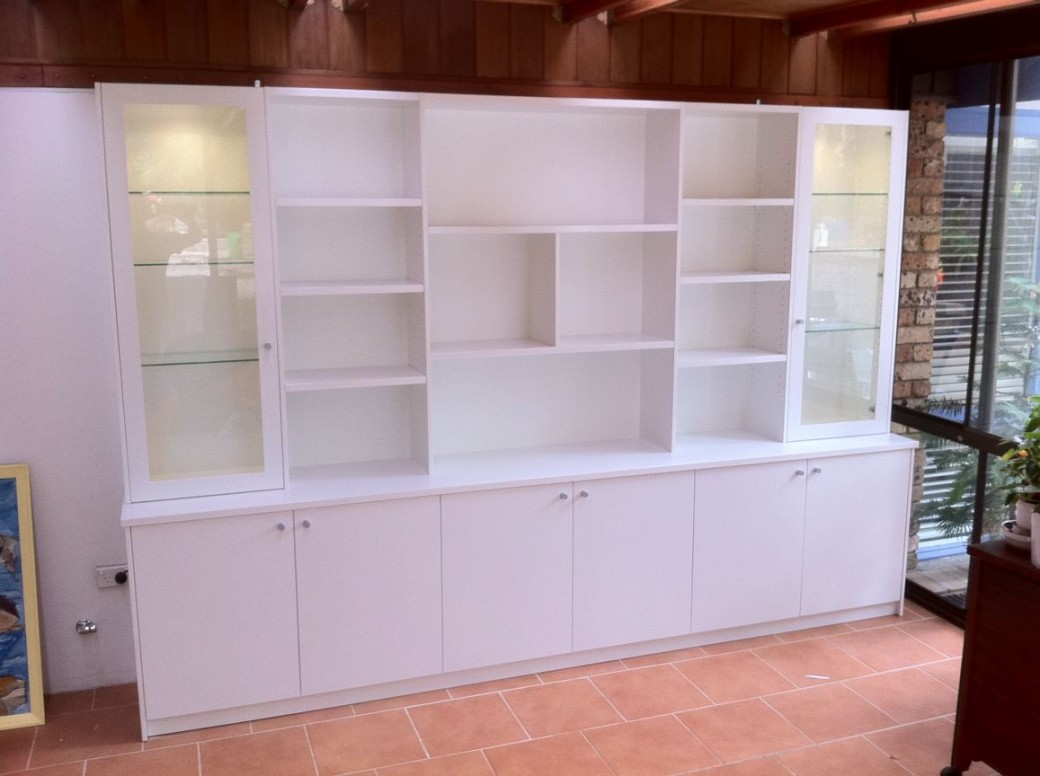Charming Wall Units Display Cabinets Gallery - Simple Design Home ...