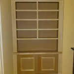 Federation bookcase Mosman