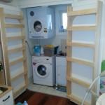 Laundry storage Northbridge