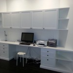 Panelled office Manly