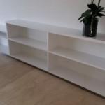 Poly Bookcase Neutral Bay
