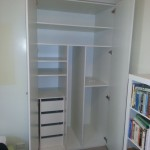 Storage cupboard Northern Beaches