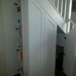 Understair cupboard Cremorne