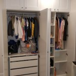 Wardrobe with Drawers North Shore